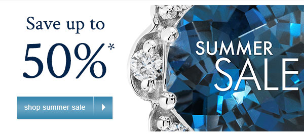 Blue Nile Biggest Sale of the Season - Save up to 50 Off