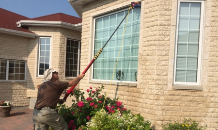 Ken's Window Washing: $79 for Cleaning for Up to 20, $89 for