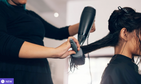 Shaun Lunz at Shades and Styles Hair Studio: $29 for